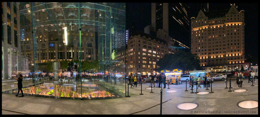 Apple Store 5th Ave 9/2019